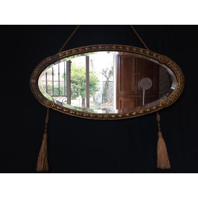 Miroir De Style Art Deco