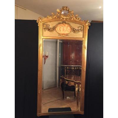 Trumeau Louis XVI Style