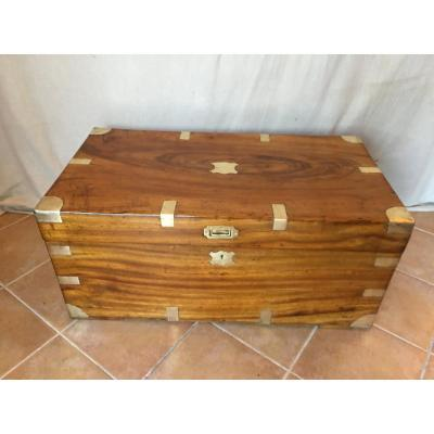 Marine Chest In Camphor