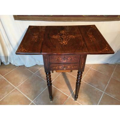 Table Volante Charles X