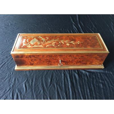 Glove Box Or Jewelry Box Art Nouveau