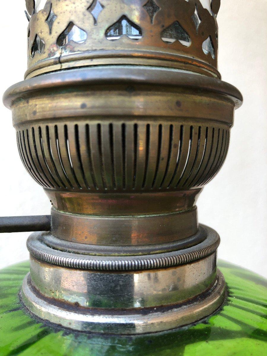 "Lampe a petrole ""Bec Gladiator paris ""-photo-5"
