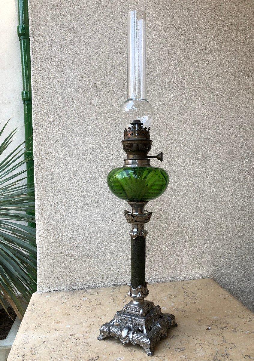 "Lampe a petrole ""Bec Gladiator paris """