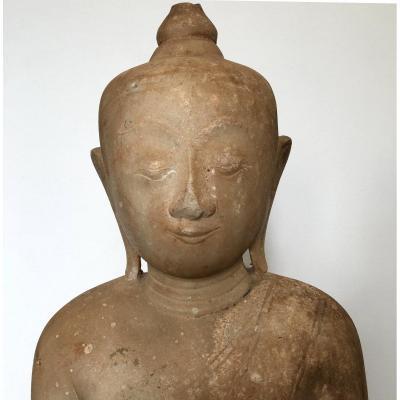 Bouddha Maravijaya , Province Shan , Birmanie ,   17 é Siecle