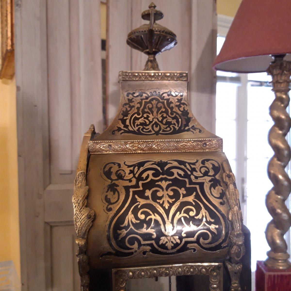 Cartel Boulle Régence époque 19ème