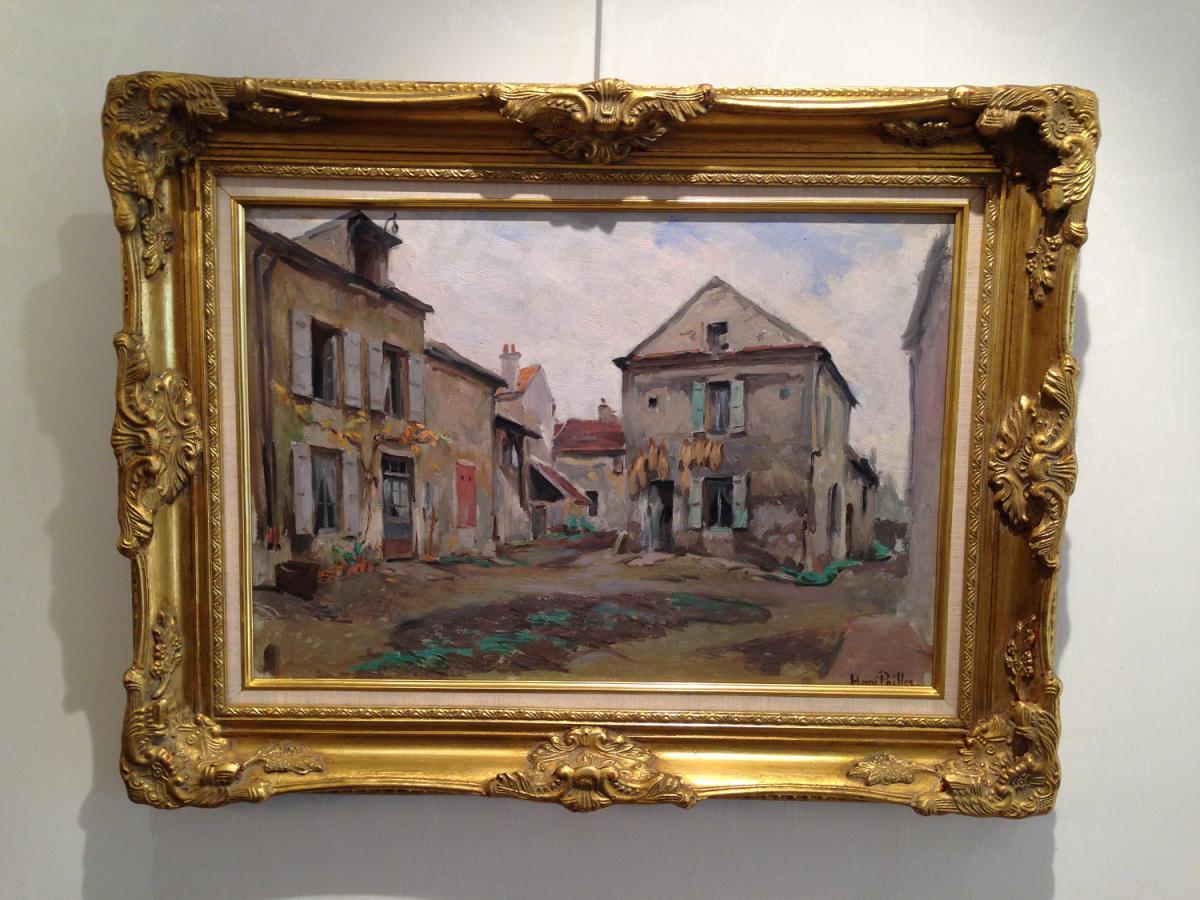 Mulching Henri (1876-1954) Hst