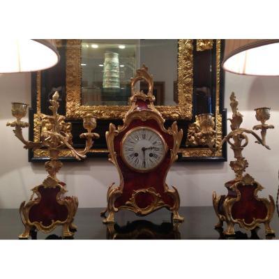Garniture Louis XV