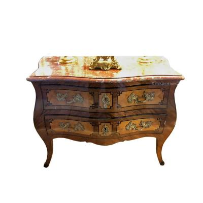 18th Century Grenobloise Commode