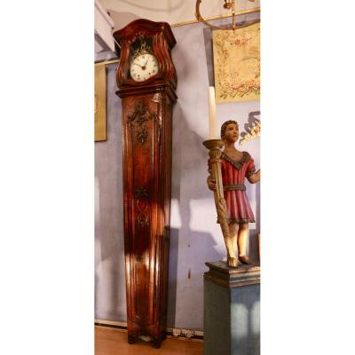 Horloge De Parquet XVIIIème