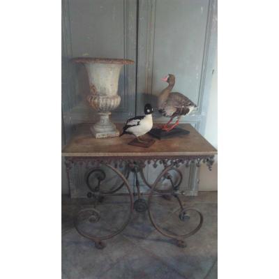Table De Boucher Début XIX ème