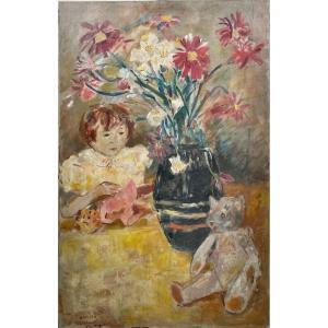 Le Bouquet Et l'Enfant