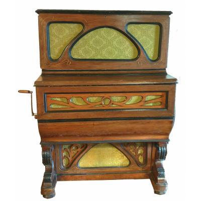 Piano Mecanique Dit Bastringue Instrument De Bistrot Vers 1910