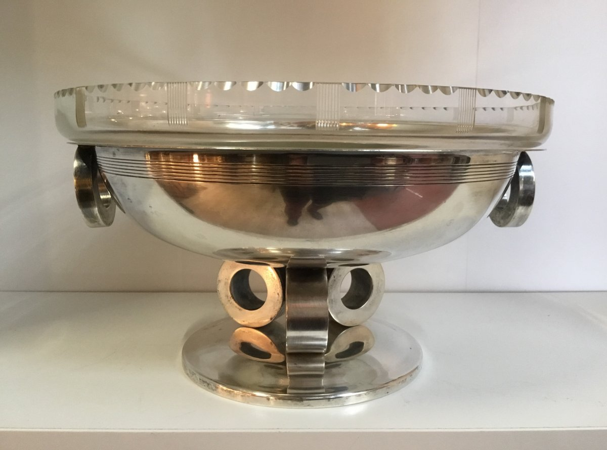 Art Deco Cup