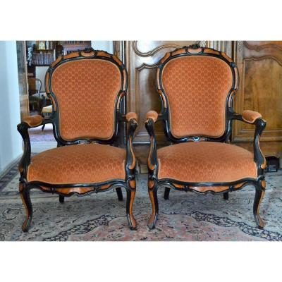 Louis Philippe Seating Series