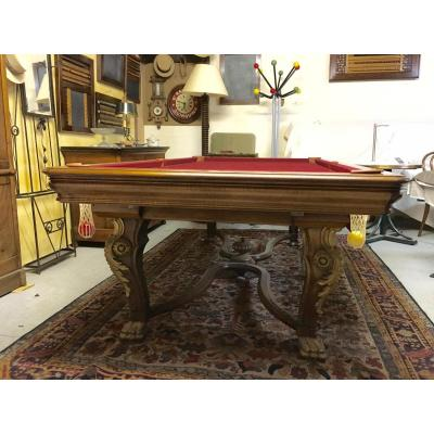 Billard-table Style Louis XV