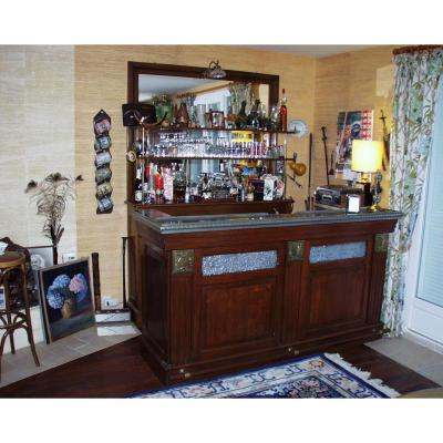 du billard au comptoir. Black Bedroom Furniture Sets. Home Design Ideas