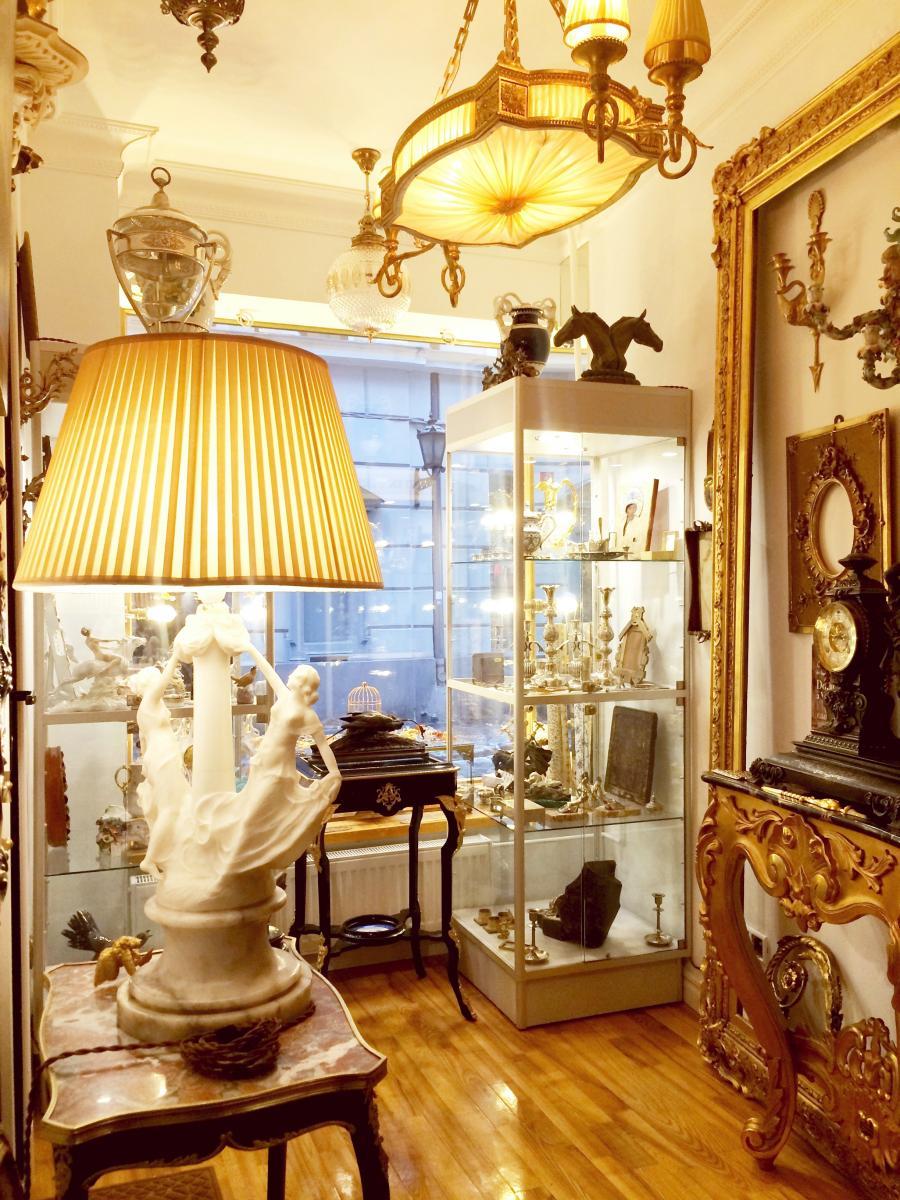 Dubinin's Antiques & Atelier