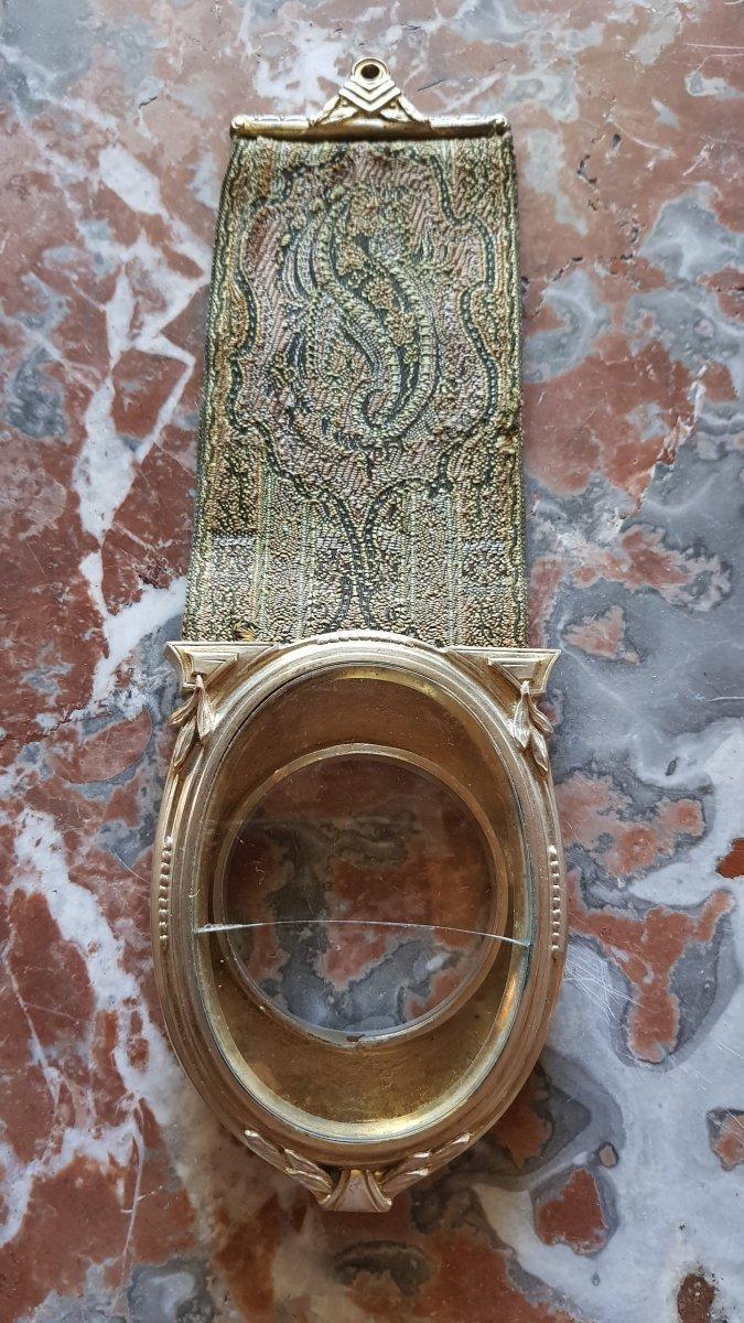 Bronze Watch Case.  Nineteenth Century