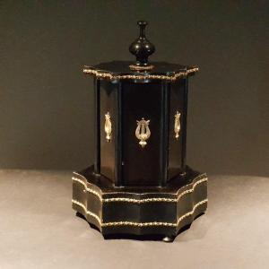 Boîte à Musique Pour Cigarettes. Napoleon III