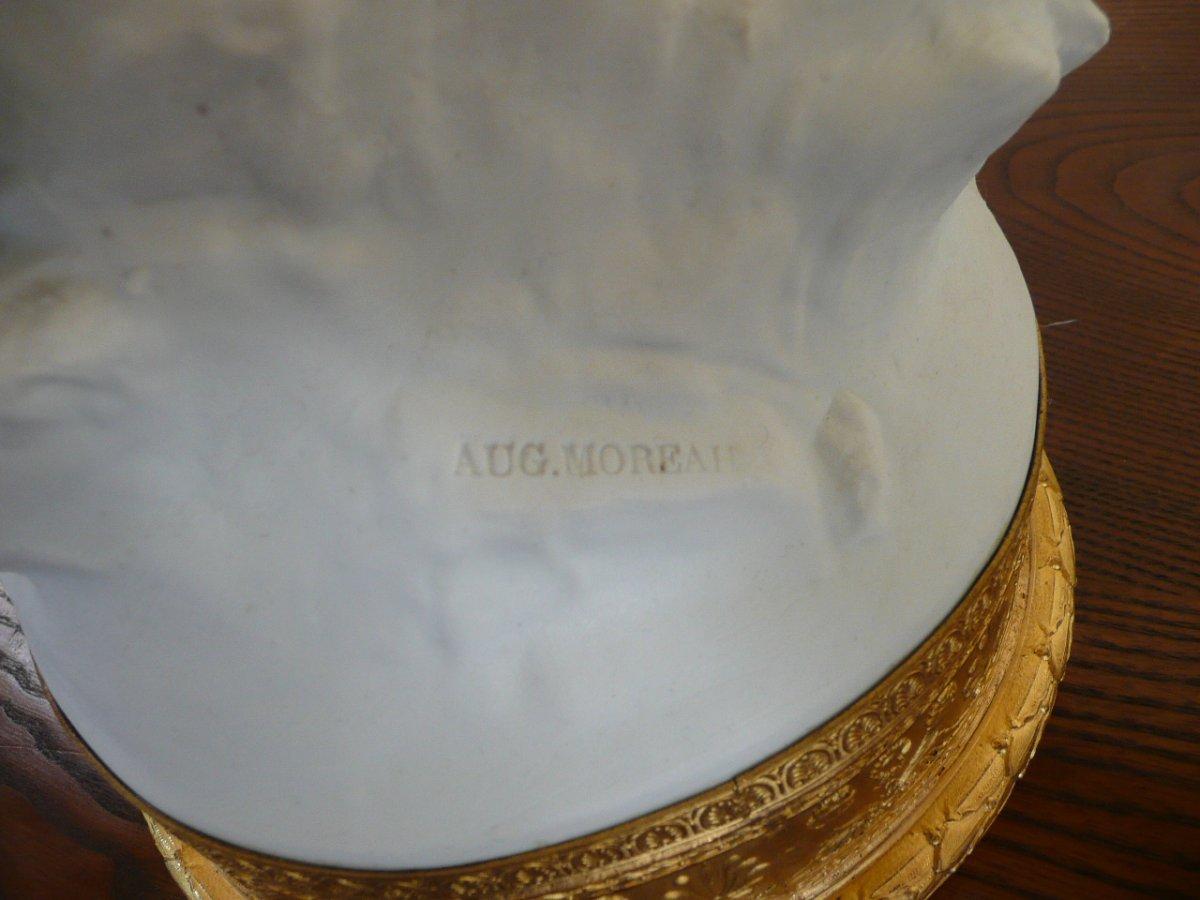Biscuit d'Auguste Moreau