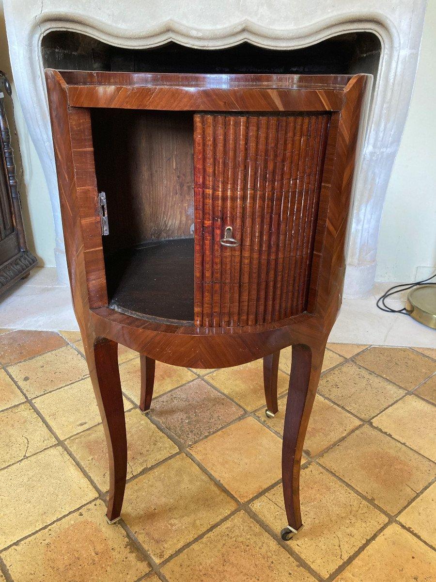 Table De Salon à Rideau Russe du XVIII ème-photo-5