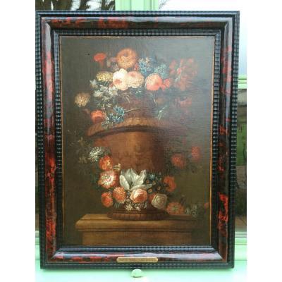 Bouquet de Fleurs fin XVII ème