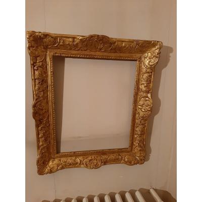 Golden Wood Frame 18 Century Elm (oak)