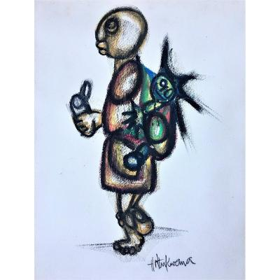 Hargreaves Ntukwana (south Africa 1938-1998).