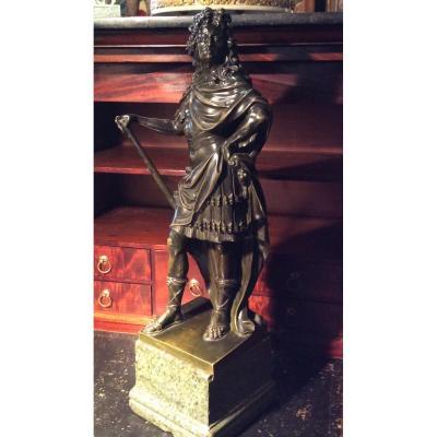 Bronze Louis XIV