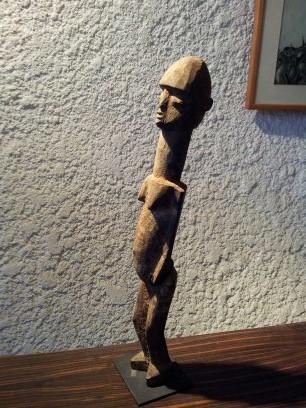"""Sculpture LOBI"" Burkina Faso -Art Premier-Années 40/60-"