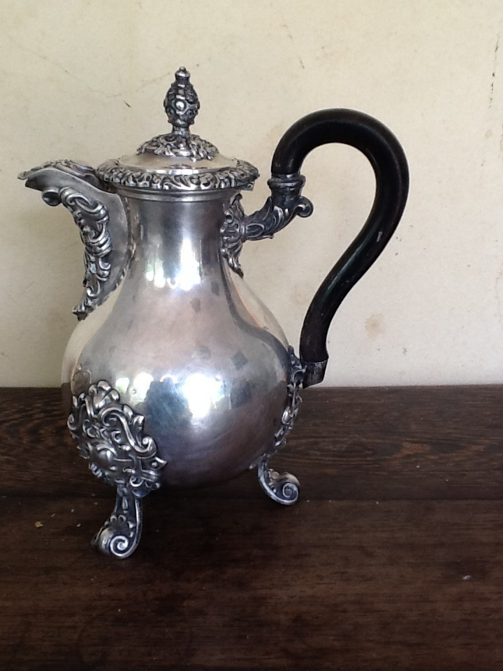 Silver Jug ​​19th Century Of Garnier