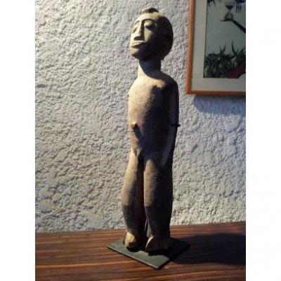"""Sculpture LOBI"" Burkina Faso -Art Premier-Années 40/60"