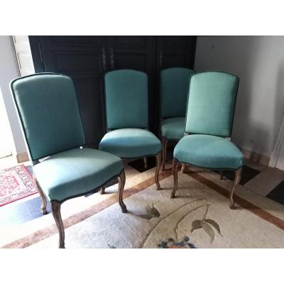 Series Of 4 Chairs