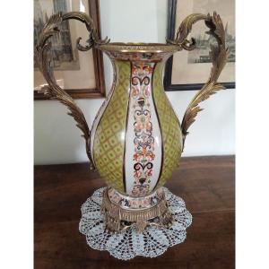 Vase A Balustre