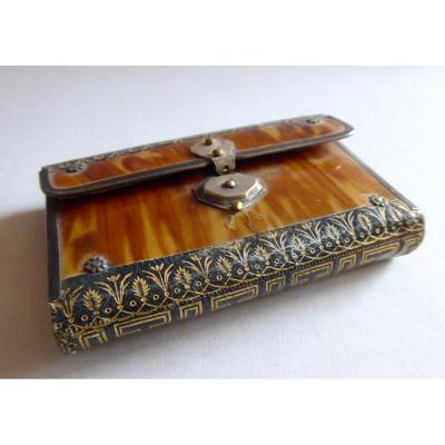 Luxurious Needle Etui, Late 19th , Sewing Object