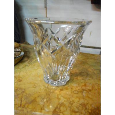 Baccarat Vase En Cristal