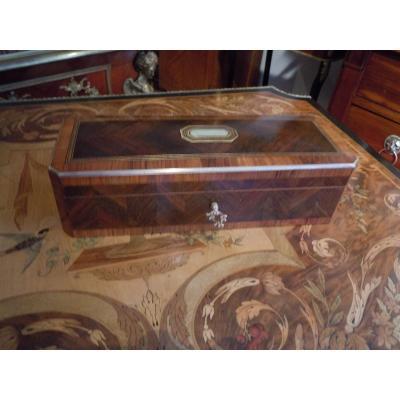 Glove Box Napoleon III 19th