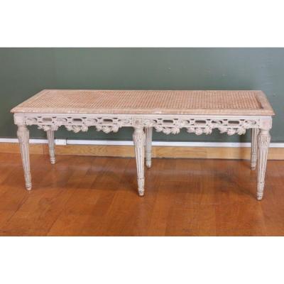 Pair Of Louis XVI Style Bench