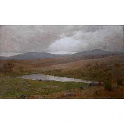 James Craig Nicoll Lake Placid New York Landscape United States Painter American 1903