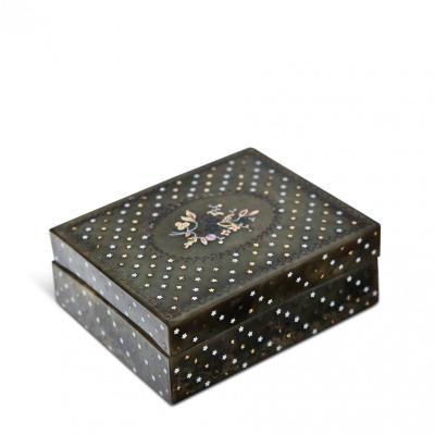 Box, France, Circa 1800