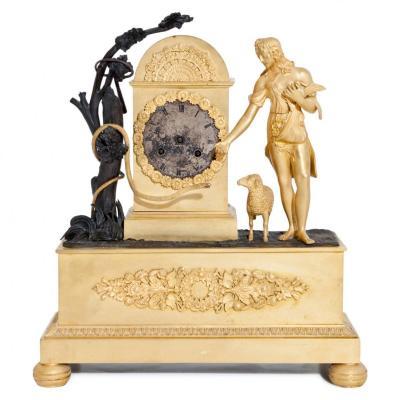 Pendule De Cheminée, France V. 1830