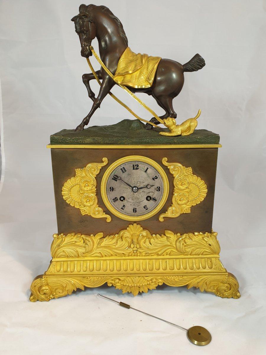 Pendulum Horse