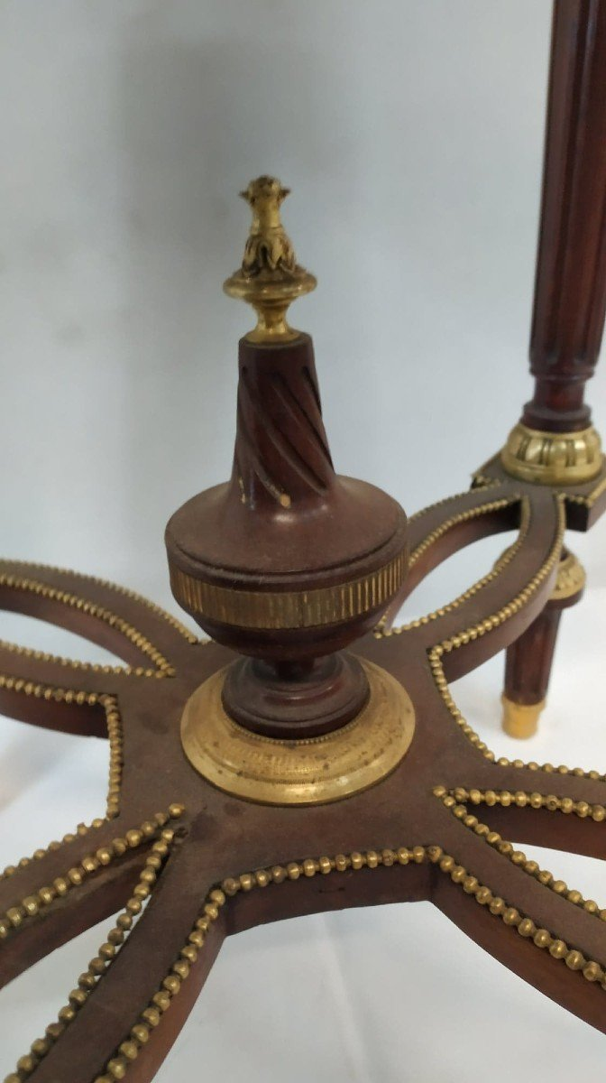 Mahogany Pedestal-photo-2