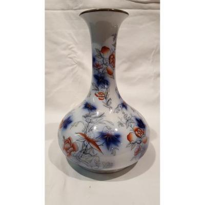 Vase Porcelain Bayeux