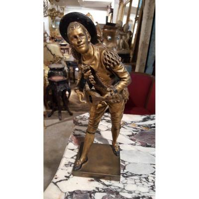 Bronze Figaro