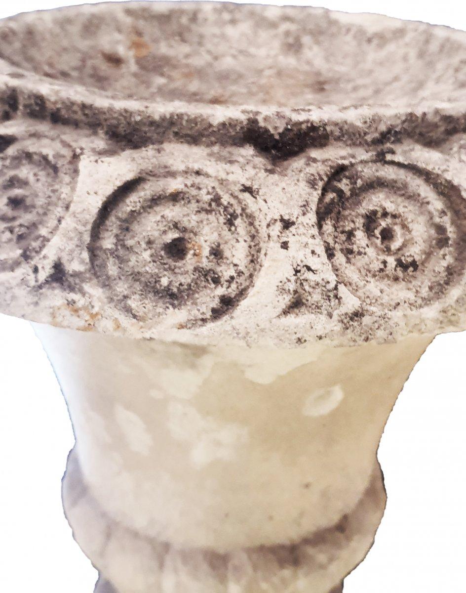 Vases De Jardin En Pierre-photo-2