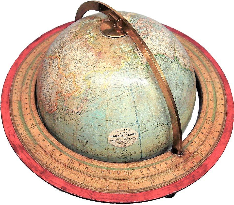 Globe Terrestre-photo-3
