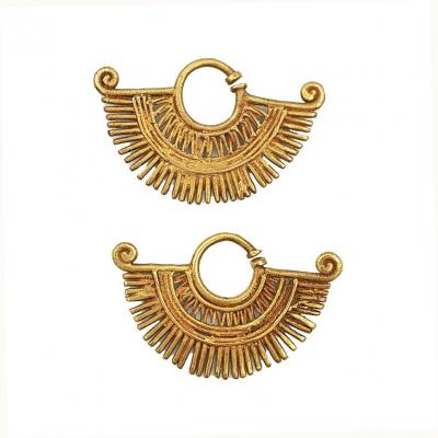 Precolumbian Earrings