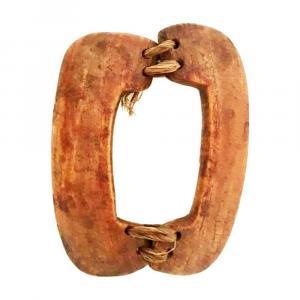 Bracelet Gungulu Lobi en ivoire