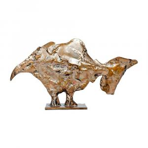 Sculpture Contemporaine En Bronze